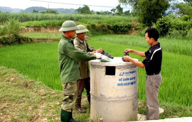 Chất lượng môi trường trong nông thôn mới