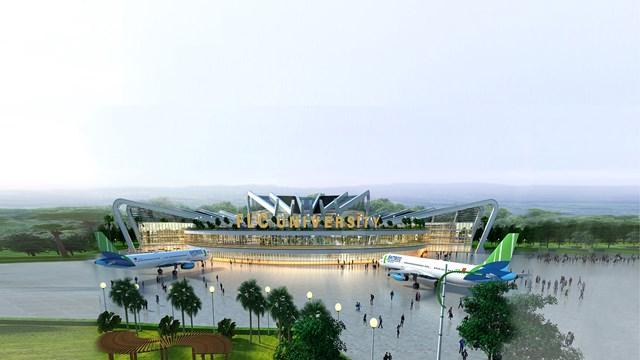 Tập đoàn FLC khởi công Đô thị Đại học quy mô hơn 700 ha tại Quảng Ninh - 1