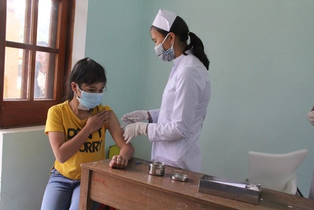 Quảng Nam: Phát hiện 1 ca dương tính và 2 ca nghi mắc bệnh bạch hầu