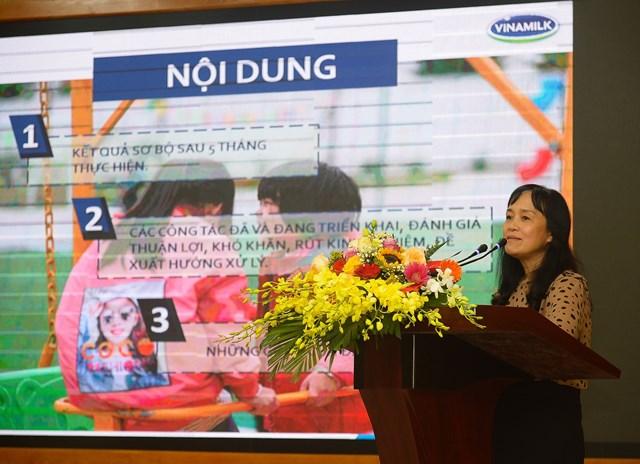 Hà Nội: Hơn 1 triệu trẻ mẫu giáo và học sinh tiểu học tham gia chương trình Sữa học đường - 1