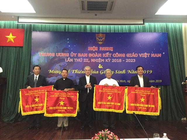 Hội nghị lần thứ 3 của Ủy ban Đoàn kết Công giáo Việt Nam nhiệm kỳ 2018 - 2023 - 2
