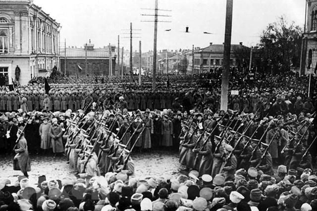 [ẢNH] Cách mạng Tháng Mười Nga - mốc mới trong lịch sử của nhân loại - 22