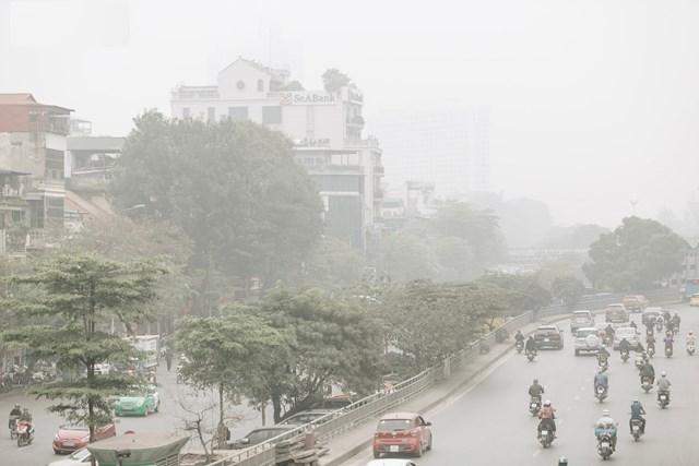 Ô nhiễm không khí: Hệ thống quan trắc còn hạn chế