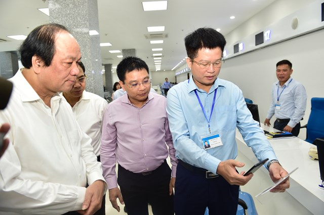 Quảng Ninh sẵn sàng kết nối với Cổng Dịch vụ công quốc gia - 2