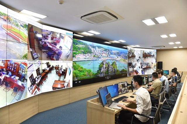 Quảng Ninh sẵn sàng kết nối với Cổng Dịch vụ công quốc gia - 1