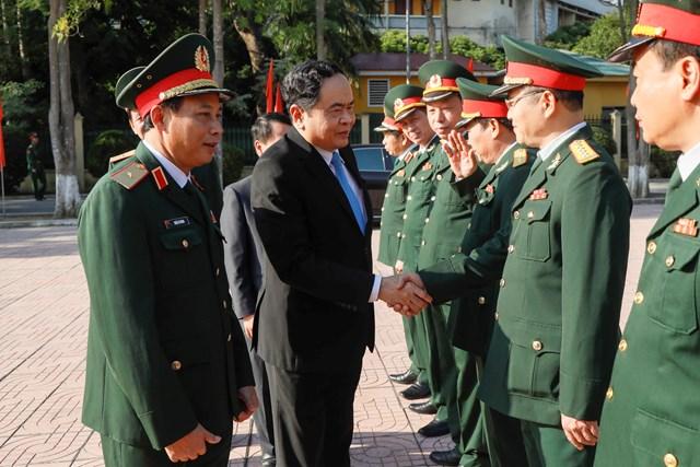 Bảo vệ vững chắc chủ quyền ở các địa bàn chiến lược - 6