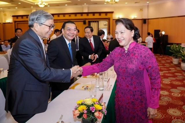 Vinh danh 74 công trình tiêu biểu trong Sách vàng Sáng tạo Việt Nam năm 2019 - 11