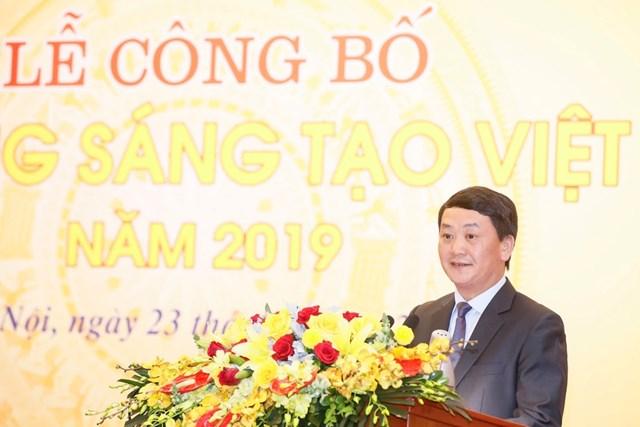 Vinh danh 74 công trình tiêu biểu trong Sách vàng Sáng tạo Việt Nam năm 2019 - 13