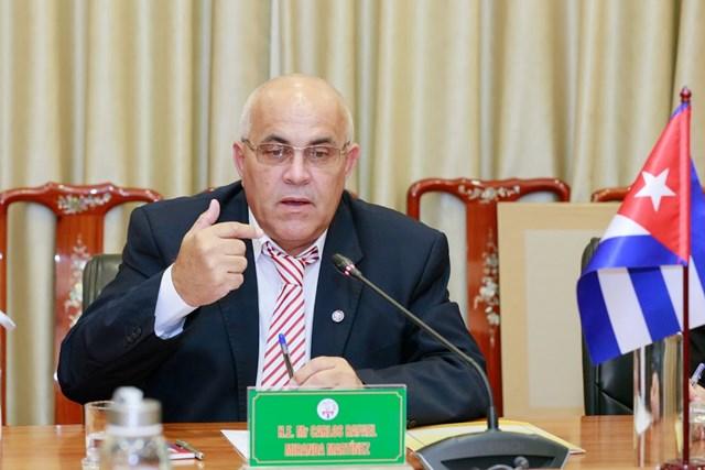 Thúc đẩy quan hệ hợp tác toàn diện Việt Nam - Cuba - 2