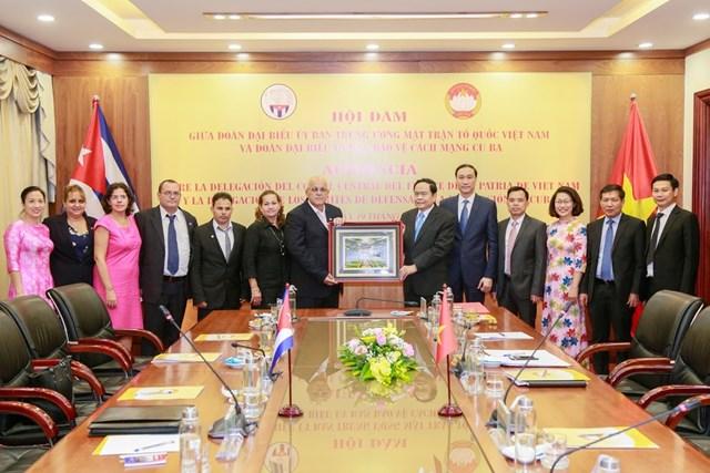 Thúc đẩy quan hệ hợp tác toàn diện Việt Nam - Cuba - 4