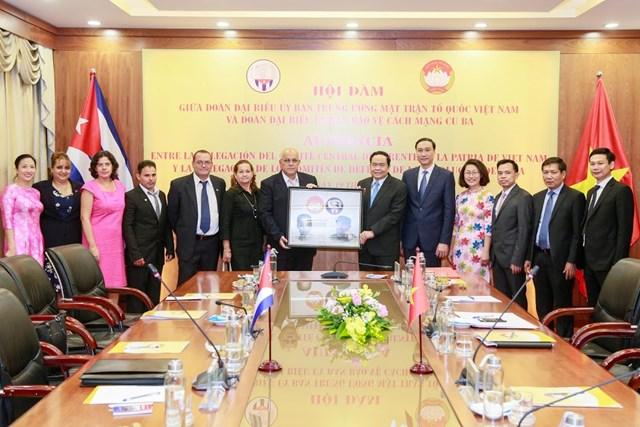 Thúc đẩy quan hệ hợp tác toàn diện Việt Nam - Cuba - 5