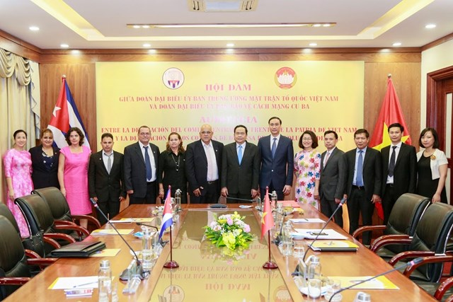 Thúc đẩy quan hệ hợp tác toàn diện Việt Nam - Cuba - 6