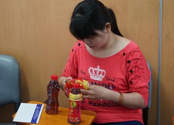 Uống Trà thanh nhiệt Dr Thanh, nữ khách hàng trúng chục triệu