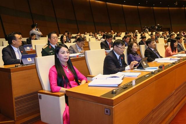 Khai mạc kỳ họp thứ tám, Quốc hội khóa XIV: Kết quả ấn tượng của nền kinh tế - 3