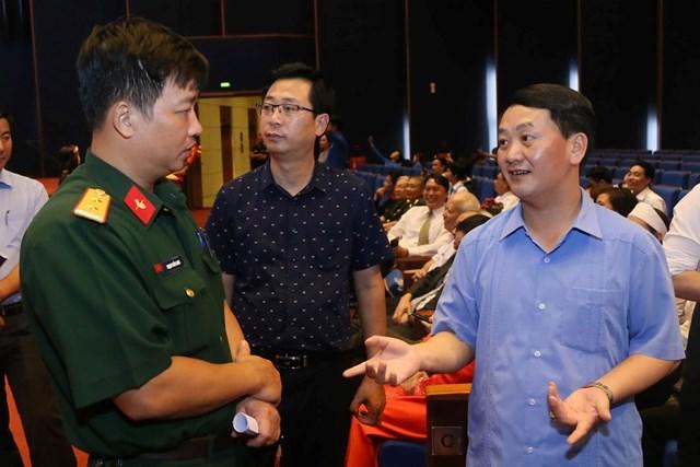 Sẵn sàng cho Đại hội MTTQ Việt Nam lần thứ IX - 1