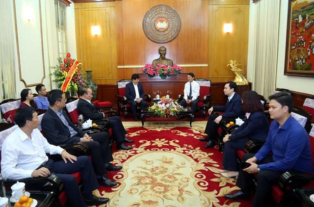 Đài Tiếng nói Việt Nam chúc mừng Ngày truyền thống MTTQ Việt Nam
