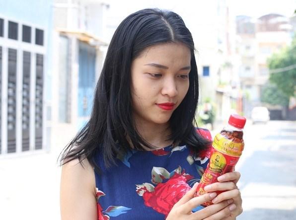 Uống Trà thanh nhiệt Dr Thanh, nữ khách hàng trúng chục triệu - 1