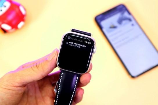 Trải nghiệm BIDV SmartBanking ngay trên đồng hồ Apple Watch - 7