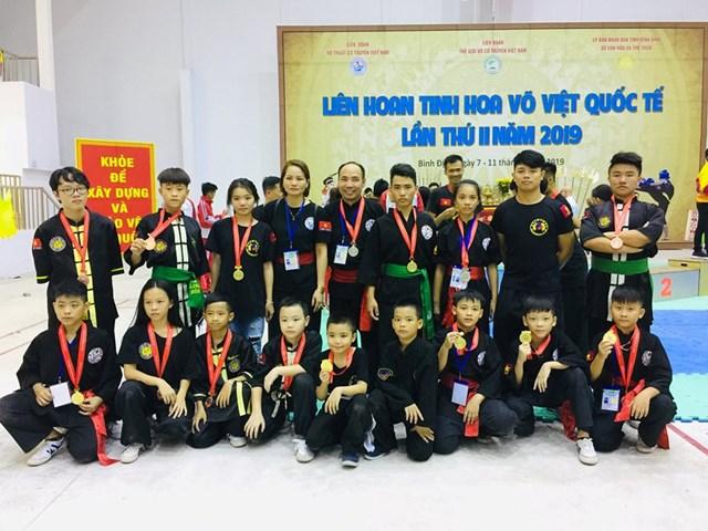 Bước tiến mới của môn phái Thiếu Lâm Hồng Gia Hà Châu - 1