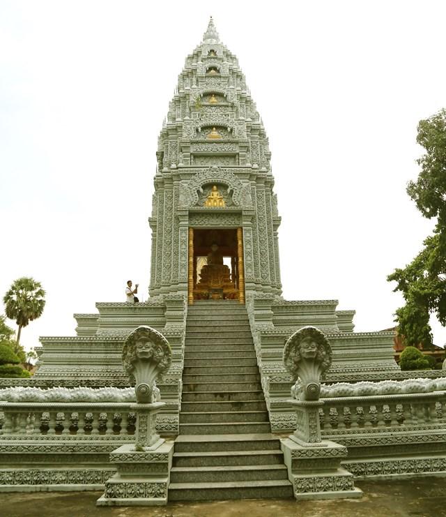 Độc đáo chùa Khmer Nam Bộ - 2