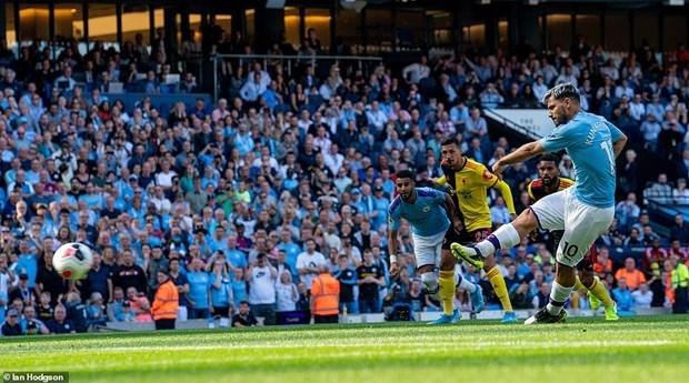 Manchester City đi vào lịch sử sau chiến thắng hủy diệt 8-0 - 2