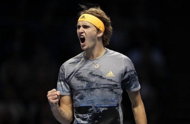 Rafael Nadal 'nếm trái đắng' ngay trận ra quân ATP Finals 2019 - 1