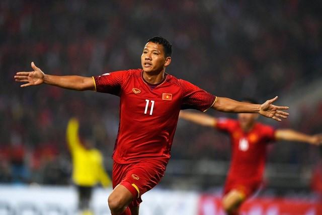 Những tuyển thủ Việt Nam từng ghi bàn vào lưới Thái Lan