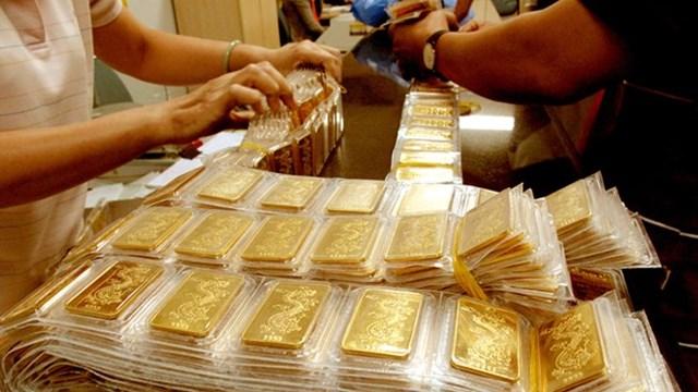 Giá vàng rục rịch tăng