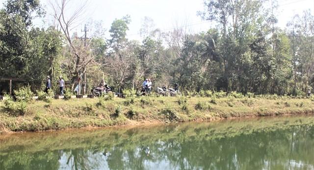 Quảng Nam: Thanh niên đi câu cá bị điện cao thế giật tử vong