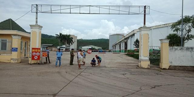 Quảng Nam: Họp dân sau sự cố môi trường tại nhà máy cồn Đại Tân - 1