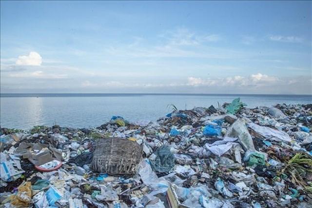Xây dựng Kế hoạch hành động quốc gia giảm rác thải nhựa