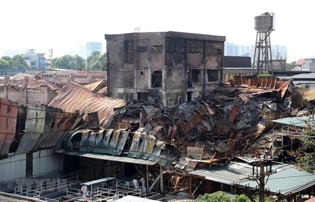 Vụ cháy kho xưởng Công ty Rạng Đông: Có cơ sở pháp lý để yêu cầu bồi thường