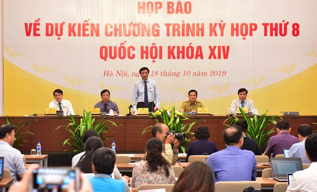 Kỳ họp thứ 8 Quốc hội khóa XIV: Thủ tướng sẽ trả lời chất vấn