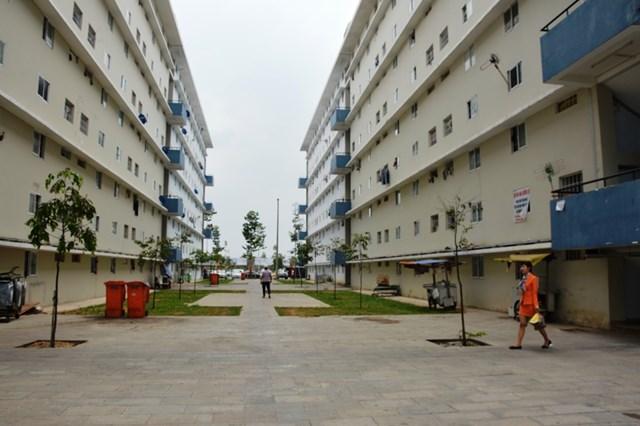 TP Hồ Chí Minh: Thiếu căn hộ bình dân