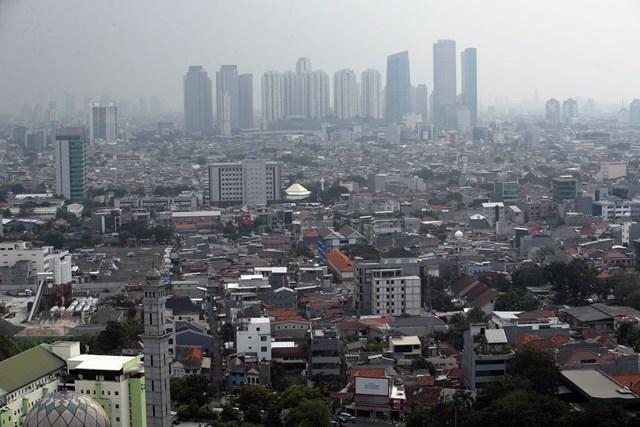 Những thành phố đang chìm dần