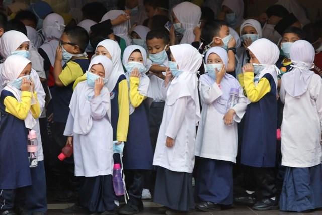 Cháy rừng ở Indonesia, khói mù lan rộng