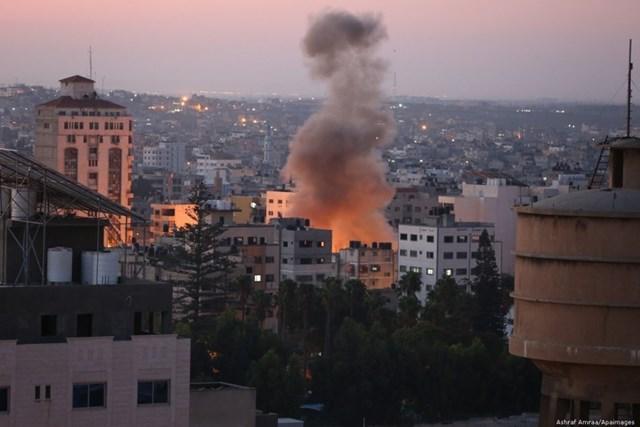 Căng thẳng gia tăng trên Dải Gaza