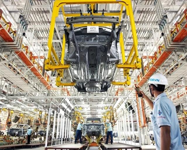 Tìm động lực để ngành ô tô bứt phá