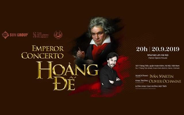 Nghệ sĩ Ivan Martin mở đầu mùa diễn mới của Dàn nhạc Giao hưởng Mặt Trời