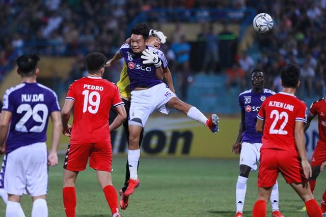 Chung kết lượt về AFC Cup 2019 - khu vực Đông Nam Á: Hà Nội FC tiến bước - 1
