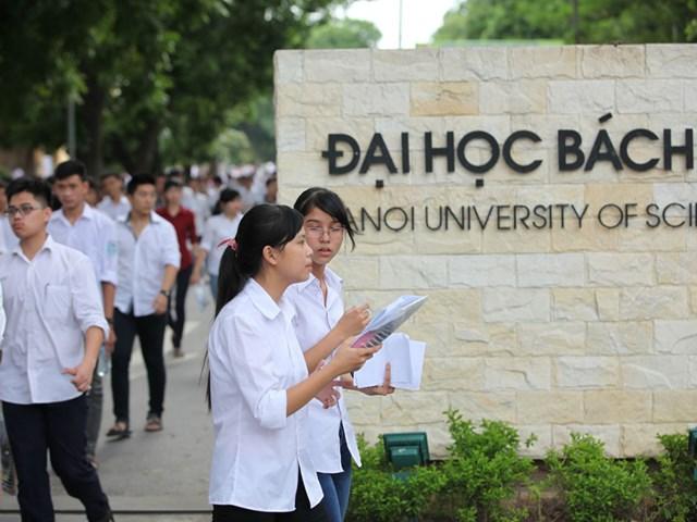 Trường đại học tự chủ tuyển sinh: Vẫn nhiều băn khoăn