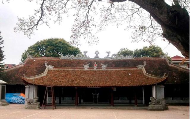 Phù Lưu - Làng văn hóa đất Kinh Bắc