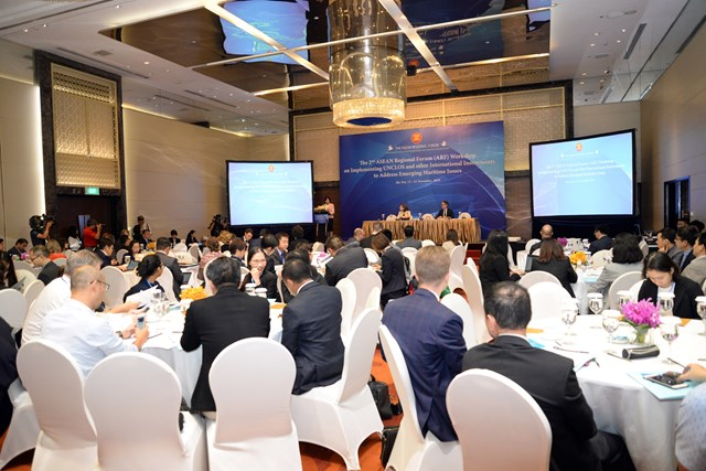 Hội thảo ARF lần thứ 2 về UNCLOS 1982