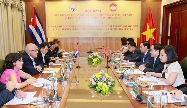 Thúc đẩy quan hệ hợp tác toàn diện Việt Nam - Cuba - 3