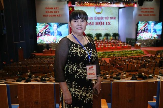 Kỳ vọng của đại biểu vào nhân sự UBTƯ MTTQ Việt Nam khóa mới - 3