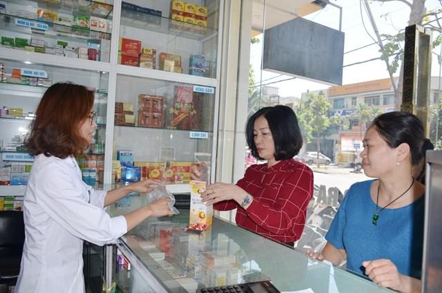 Coi chừng ngộ độc thuốc kháng sinh
