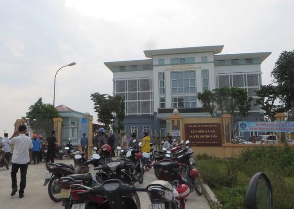 Nghệ An: Nhân viên bảo vệ Bảo hiểm xã hội bị đánh chết tại trụ sở