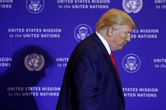 Tổng thống Mỹ có bị luận tội?