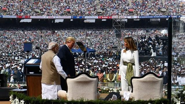 Tổng thống Mỹ thăm Ấn Độ: Một mũi tên, ngắm nhiều đích