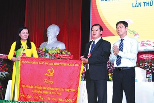 Bình Thuận: Đại hội đại biểu Liên hiệp các Hội Khoa học & Kỹ thuật tỉnh lần thứ IV
